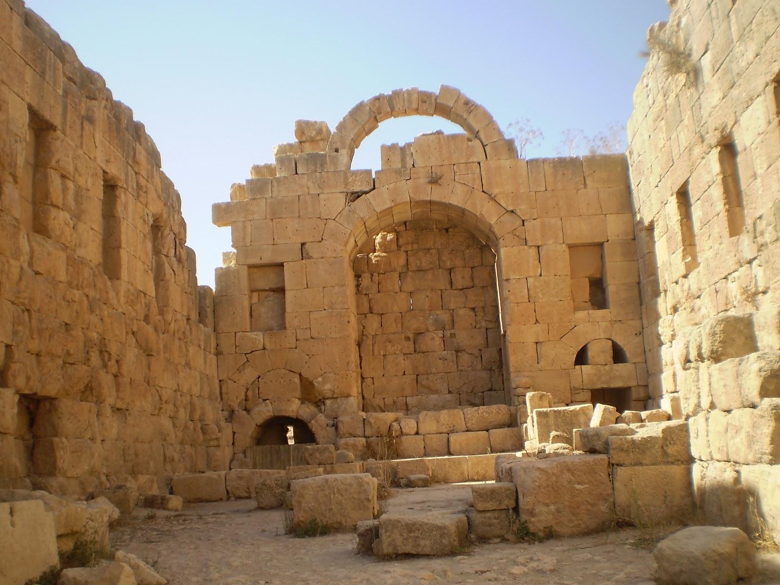 المدينة الاردنية التي تلقب بمدينة معبد-أرتمي�