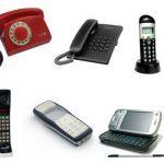 مراحل تطور الهاتف بالصور