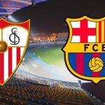اشبيلية vs برشلونة