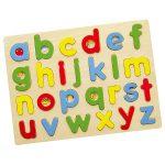 كيف اعلم طفلي الحروف الانجليزية