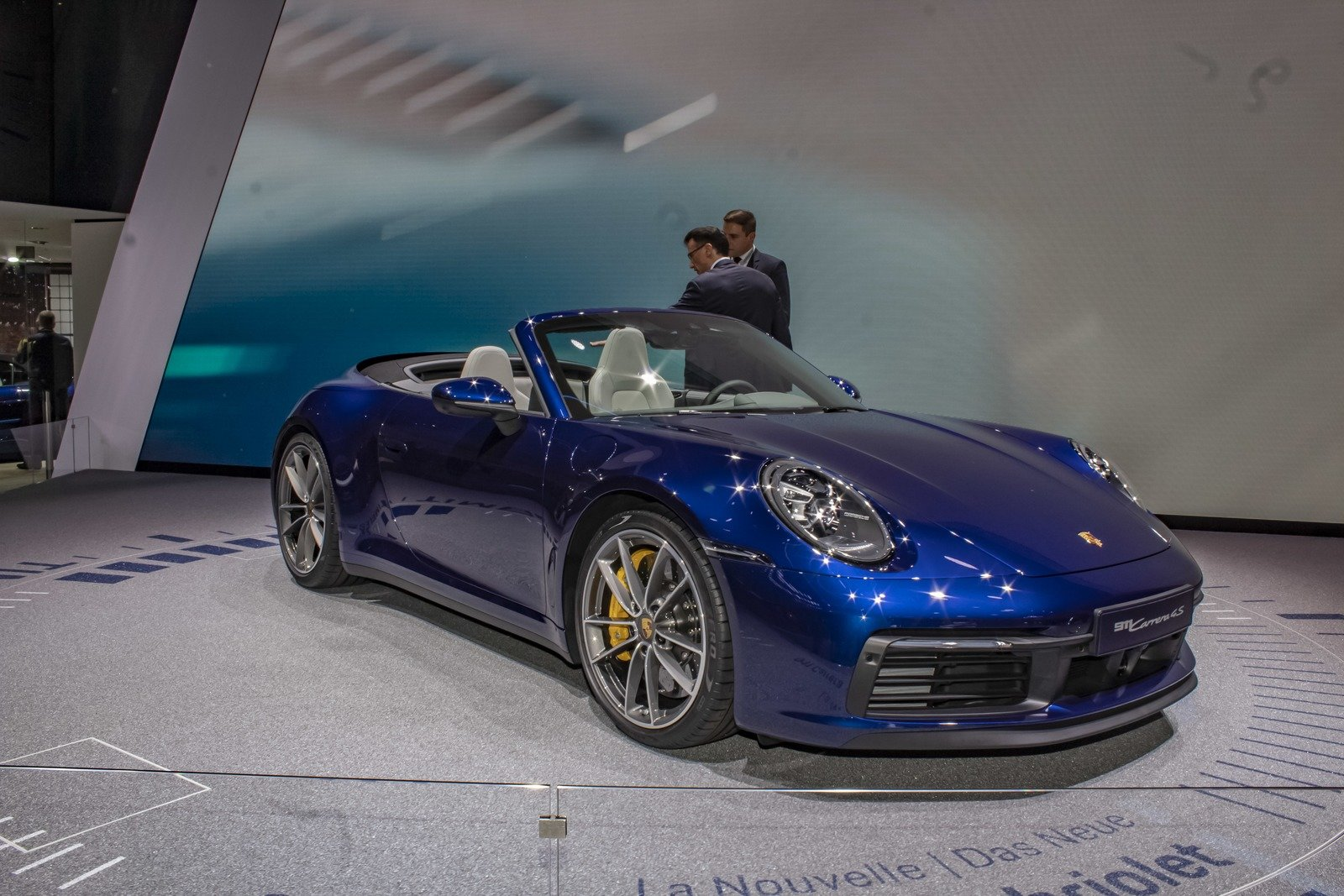 photo report on the porsche 911 cabriolet 2020 without a roof Photo Report on the Porsche 911 Cabriolet 2020 without a roof                                        911 2020