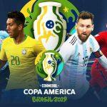 ترتيب منتخبات أمريكا الجنوبية