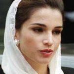 انجازات الملكة رانيا