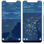 تطبيقات تتبع رحلات الطائرات على الاندرويد و الايفون
