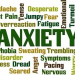 موضوع تعبير عن اضطراب القلق