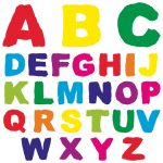 ترتيب الحروف الانجليزية كبتل وسمول