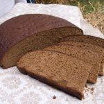 السعرات الحرارية في خبز الجاودار