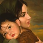 برزنتيشن عن الام