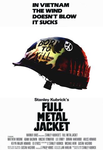 air force Air Force          Full Metal Jacket