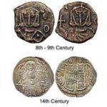 العملات البيزنطية النادرة