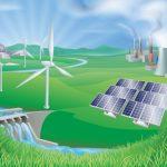بحث عن مصادر الطاقة في الكرة الأرضية