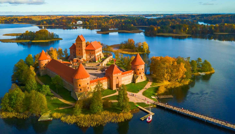افضل اماكن سياحية ليتوانيا