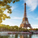 درجات الحرارة في المدن الفرنسية بالترتيب في فصل الصيف