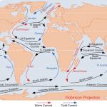 انواع التيارات البحرية