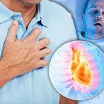 العلامات المبكرة للاصابة بأزمة قلبية