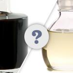 الفرق بين الخل والخمر