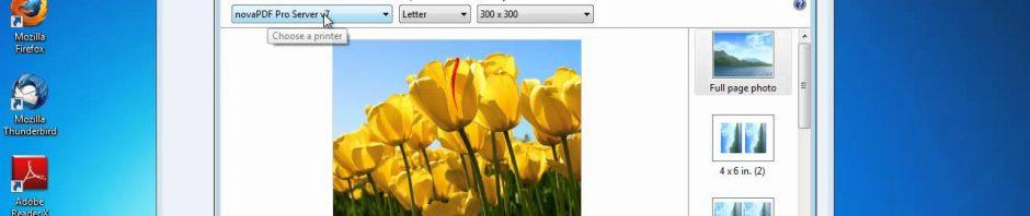 استعادة عارض الصور ويندوز