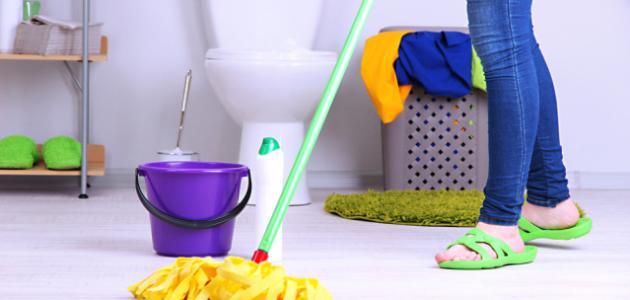 تنظيف البيت from www.almrsal.com