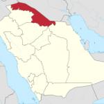 خريطة مناطق السعودية ومحافظاتها