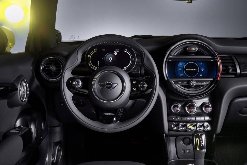 ميني كوبر Ev 2020 هي اول سيارة كهربائية من Mini المرسال