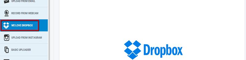 الصور dropbox الكمبيوتر