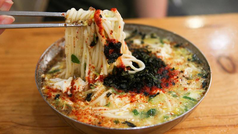 اكلات كورية مشهورة المرسال