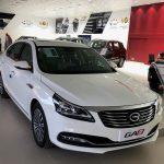 مواصفات و سعر GAC GA8 2020 لدى الجميح للسيارات