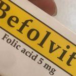 مكونات بيفولفيت – BEFOLVIT  ودواعي استعماله