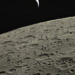 كيف تبدو الأرض من القمر