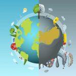 اسباب مشاكل الأرض البيئية وحلولها