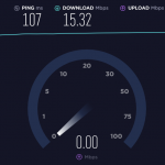قياس سرعة النت .. Speed Test STC