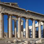 العمارة في الحضارة الاغريقية