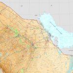 خريطة طرق السعودية