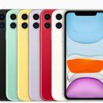 ألوان ايفون ١١ المتوفرة بجميع أنواعه