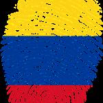 خريطة كولومبيا و الرمز البريدي لمدنها