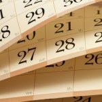 لماذا شهر شباط ٢٨ يوم