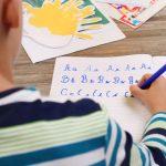 علاج صعوبة الكتابة عند الطفل