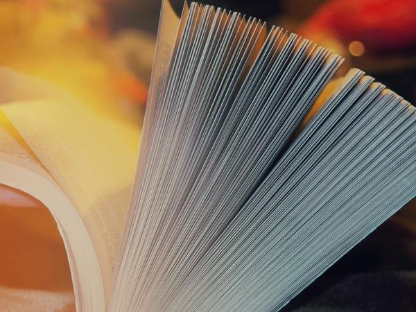 حوار بين الكتاب والقارئ المرسال