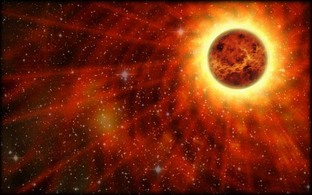 ما هو النجم الثاقب المرسال