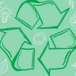 المواد التي لا يمكن اعادة تدويرها