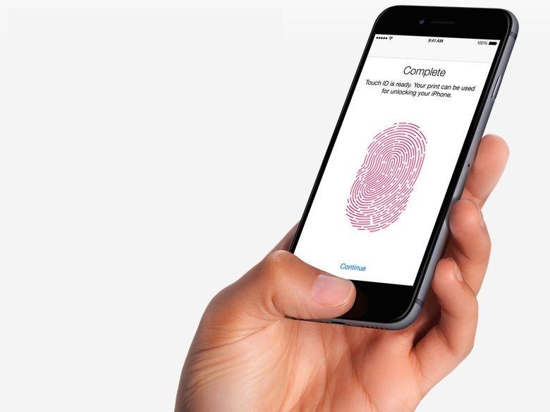 ماذا تفعل إذا كان معرف بصمة الإصبع Touch ID في الأيفون  11211511897