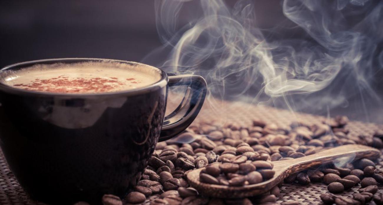 برزنتيشن جاهز عن القهوه المرسال