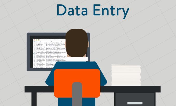 المهارات الشخصية التي يجب ان يمتلكها مدخل البيانات المرسال