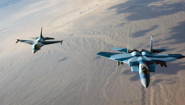 استخدم الطائرات الحروب