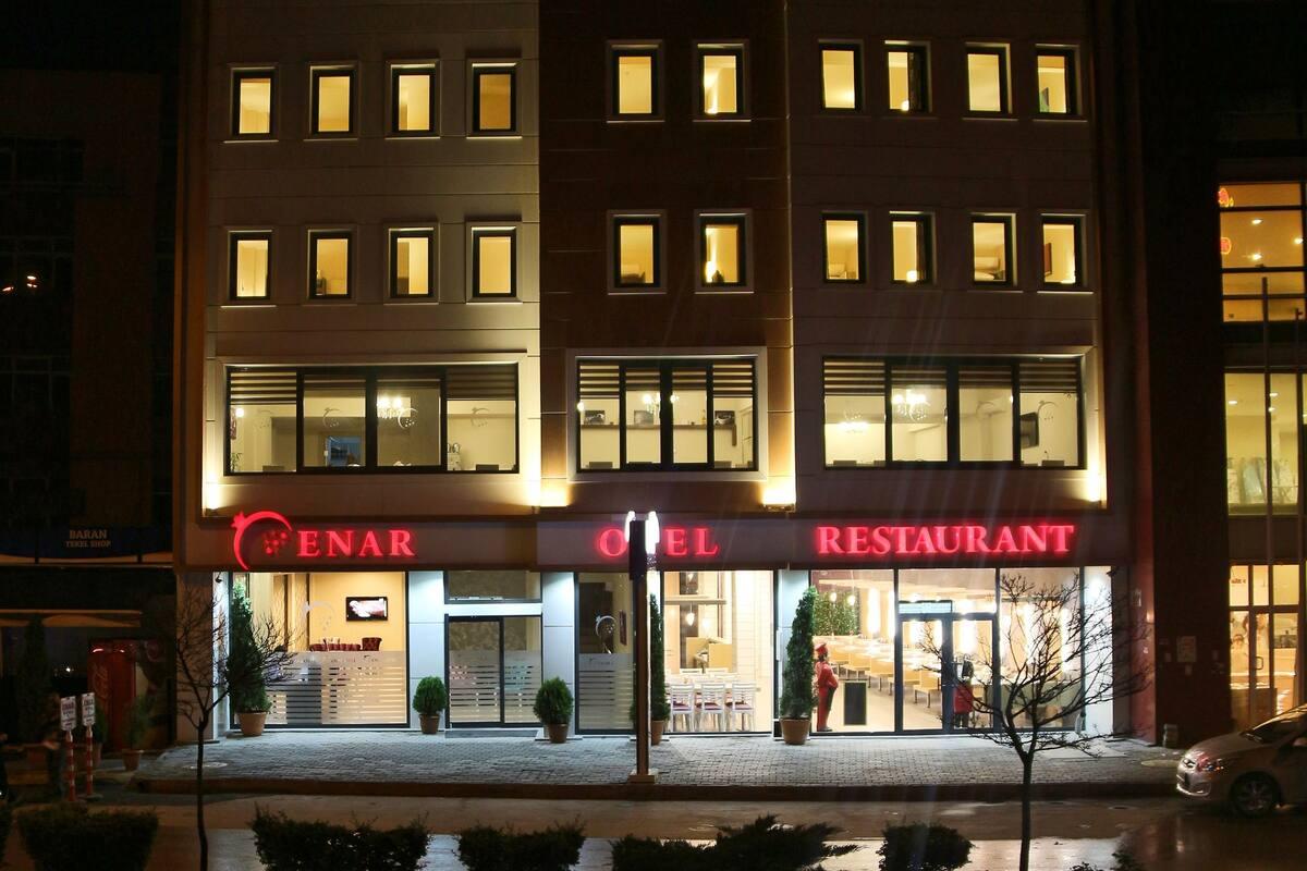 السياحة في كيركالي Enar-hotel
