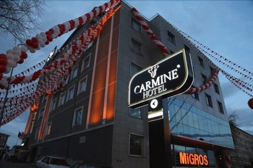 السياحة في كيركالي Hotel-camine