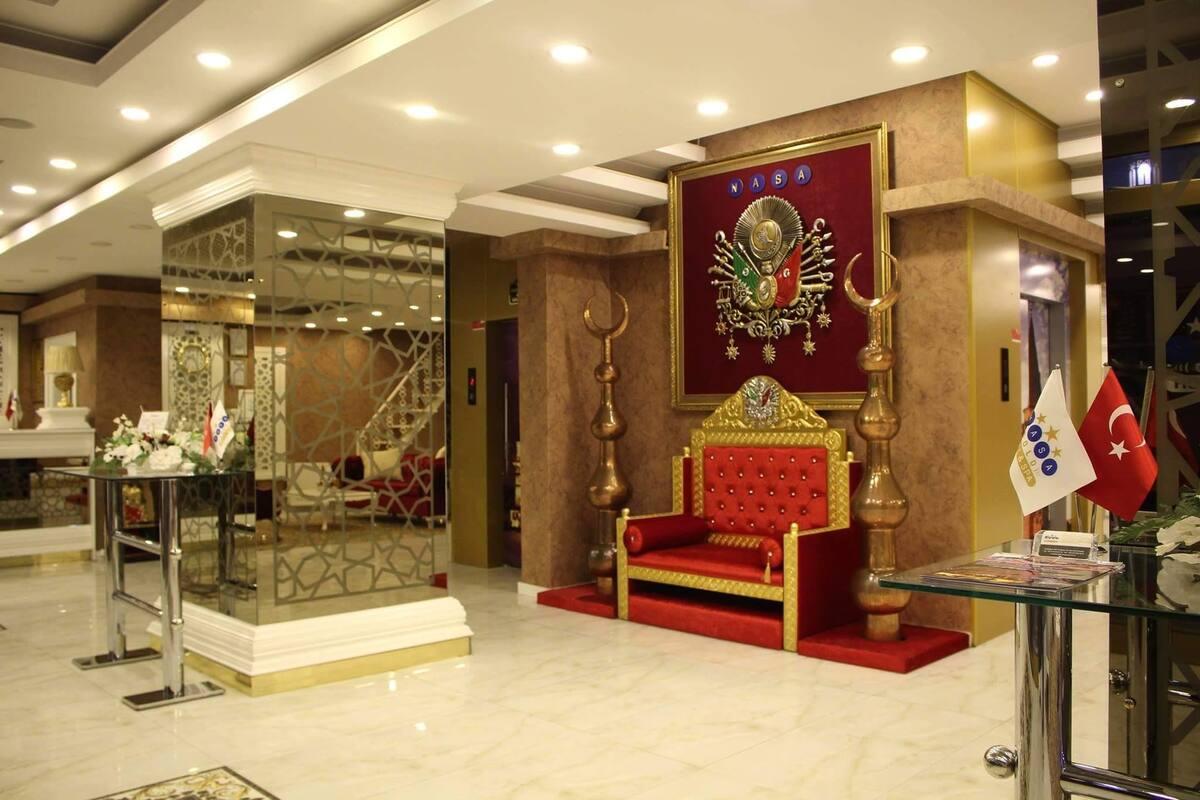 السياحة في كيركالي Nasa-gold-hotel
