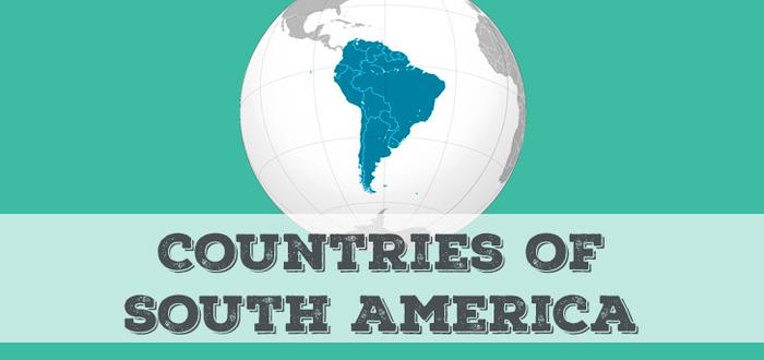 عدد بلدان أمريكا الجنوبية 055