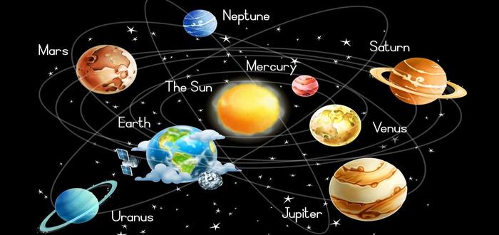 عدد كواكب النظام الشمسي المرسال