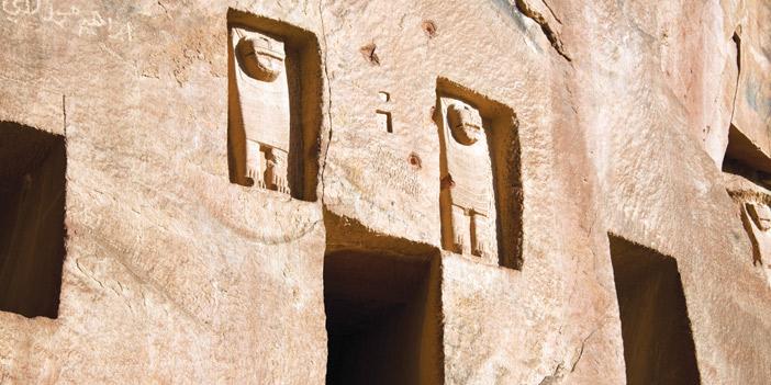 آثار تم الكشف عنها في مدينة العلا